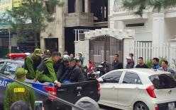 Hà Nội: Khống chế thành công nam thanh niên nghi ngáo đá cố thủ trong biệt thự