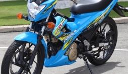 Suzuki Raider 150 có giá 46,9 triệu đồng