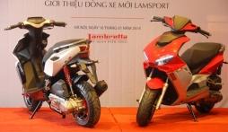 Bốn tân binh 2014 của thị trường xe máy Việt Nam
