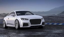 Geneva Motor Show 2014 : Audi TT Quattro Sport - Kiệt tác xe hơi