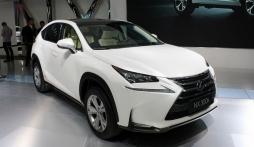 Bắc Kinh Motor Show 2014 : Lexus NX - Đổ thêm dầu vào thị trường SUV