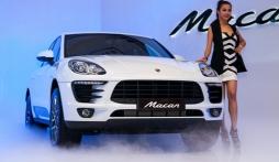 Porsche Macan được ra mắt chính thức tại Việt Nam
