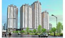 Chung cư Gemek Tower :  Giá trung bình,  tiện ích 5 sao