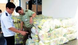 Phát hiện hàng giả, gần 6000 công nhân trả lại quà Tết