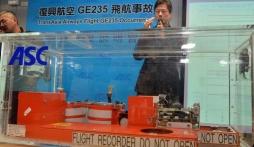 """Phi công máy bay Đài Loan đã """"tự tắt một động cơ"""""""