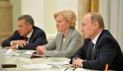 Tổng thống Putin hé lộ người kế nhiệm sau năm 2018