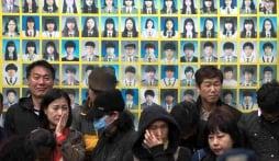 Tròn 1 năm thảm họa chìm phà Sewol, tang thương vẫn bao trùm Hàn Quốc
