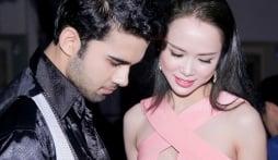 Vũ Ngọc Anh gợi cảm hội ngộ ngôi sao phim 'Cô dâu 8 tuổi'