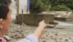 Mưa lớn ở Quảng Ninh: Những hiện thực rơi nước mắt