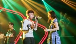 Trực tiếp bán kết Giọng hát Việt nhí: Hai học trò đội Cẩm Ly song ca cùng Quốc Đại