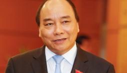 Công bố danh sách ĐBQH khóa XIV: Thủ tướng Nguyễn Xuân Phúc có phiếu bầu cao nhất