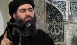 Thủ lĩnh tối cao IS bắt taxi 'chuồn gấp' dù vừa kêu gọi binh sĩ chiến đấu hết mình