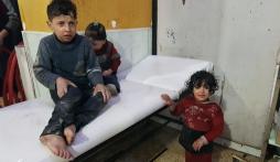 Báo Nga: 'Diễn viên' trong video tấn công hóa học ở Syria được trả công bằng gạo, bánh quy