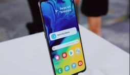 Cận cảnh Samsung Galaxy A80 sắp lên kệ ở Việt Nam