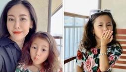 Con gái Hoa hậu Hà Kiều Anh được 'bà trùm hoa hậu' đưa vào 'tầm ngắm'