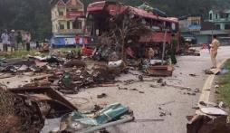 Vụ tai nạn thảm khốc ở Hòa Bình: Nạn nhân kể lại giây phút thoát 'cửa tử'