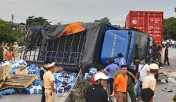 Vụ tai nạn thảm khốc ở Hải Dương: Công an tiết lộ thông tin bất ngờ