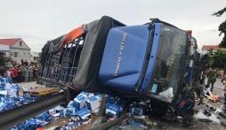 Vụ tai nạn thảm khốc ở Hải Dương: Khởi tố, bắt tạm giam tài xế xe tải