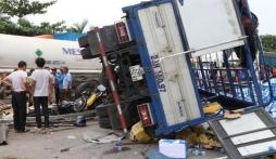 Vụ tai nạn thảm khốc ở Hải Dương: Tài xế xe tải đối diện với mức án nào?
