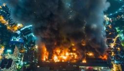 Hà Nội chính thức công bố nguyên nhân cháy nhà xưởng của công ty Rạng Đông