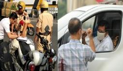 Tin tức 24h: 28 lỗi bị đề xuất trừ điểm vào bằng lái, Ông Đoàn Ngọc Hải lái xe đưa BN về quê