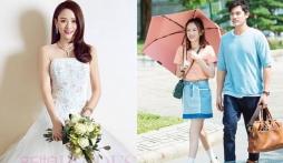 Sao nữ 'Hoàng tử ếch' Trần Kiều Ân kết hôn với bạn trai ngoại quốc kém 9 tuổi?