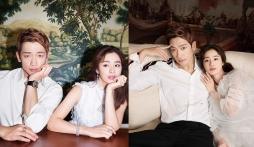 Bi Rain - Kim Tae Hee bị 'người qua đường' chụp lén: Liệu tình cảm còn xứng đáng là gia đình mẫu mực của Kbiz?