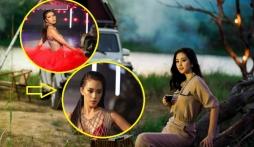 Nàng hậu xế sang Đặng Lê Nguyên Vũ đón đưa 'cân đẹp' siêu mẫu Minh Tú trên sàn catwalk