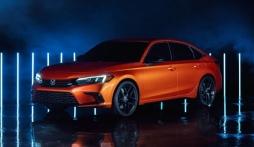 Honda Civic thế hệ hoàn toàn mới đẹp hút mắt xuất hiện: Quyết đấu cùng Mazda3 và Kia Cerato