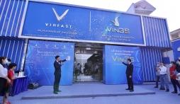 Mở một loạt Showroom hiện đại, VinFast quyết tâm chiếm lĩnh thị trường Việt