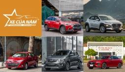 Giải thưởng 'Xe của năm 2021': Nhà KIA bất ngờ được vinh danh