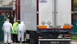 Vụ 39 thi thể trong xe container ở Anh: Hé lộ thêm thông tin mới nhất