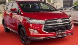 Bảng giá xe 'quốc dân' Toyota Innova lăn bánh mới nhất tại đại lý tháng 10/2020