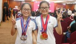Nghẹt thở màn đấu trí của 2 chị em Phương Trinh – Thu Hiền tại Siêu trí tuệ Việt Nam