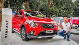 Bảng giá xe Vinfast Fadil mới nhất tháng 3/2021: Chưa đến 400 triệu đã tậu được xe ngon