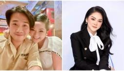 Dựa vai Trấn Thành đầy tình cảm, tình tin đồn của Ngọc Sơn bị 'bóc mẽ' nhan sắc thật