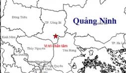 Xảy ra động đất gây rung chuyển nhà dân ở Quảng Ninh