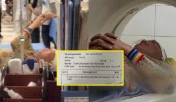 Xôn xao thông tin Huấn 'hoa hồng' bị hành hung, băng bó kín đầu phải nhập viện
