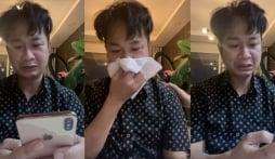 Bị chỉ trích livestream phản cảm, khóc lóc giả trân khi Vân Quang Long qua đời, Quách Tuấn Du trần tình