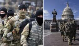 FBI kiểm tra toàn bộ lính Vệ binh Quốc gia, đề phòng tấn công nội gián Ngày nhậm chức
