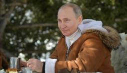 Tổng thống Putin là người đàn ông hấp dẫn nhất nước Nga