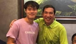 NSƯT Quang Thắng bất ngờ khoe con rể của mình không ai khác chính là cầu thủ Văn Toàn