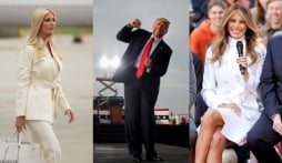 Gia đình cựu tổng Trump chăm chút ngoại hình như thế nào?
