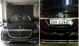 Hé lộ danh tính nữ đại gia Hà Tĩnh bỏ 17 tỷ đồng sở hữu siêu xe Maybach S650 2019