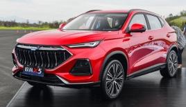 Trung Quốc ra mắt mẫu SUV mới: Giá nhỉnh hơn xe máy, thiết kế sang trọng như BMW