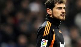 Chờ vợ đẻ, Casillas vắng mặt trận Real vs PSG