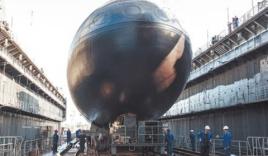 Thông tin và hình ảnh mới nhất về tàu ngầm Kilo Hà Nội