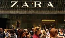 Vì sao một chiếc áo Zara chỉ nằm trên kệ tối đa 6 ngày?