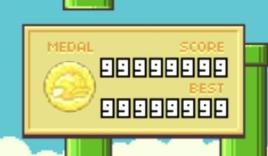 Clip: Những người chơi Flappy Bird đạt điểm cao nhất