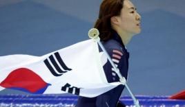 Người đẹp xứ Hàn mang về HCV đầu tiên cho thể thao châu Á ở Olympic Sochi